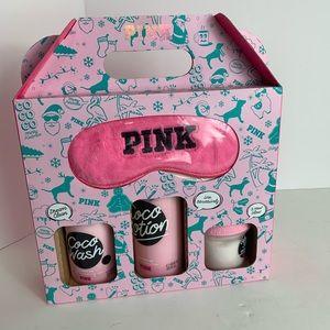 PINK #bestself Self Care Gift Set